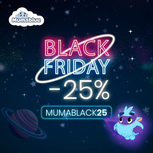 Black Friday Mumablue